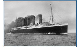 Lusitania photo