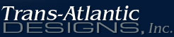 TRANS-ATLANTIC DESIGNS LOGO -- Titanic art - Titanic paintings - Titanic prints - Titanic posters - Titanic publications - Titanic products